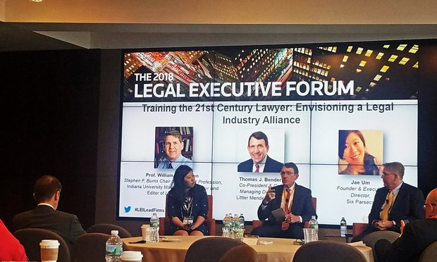Legal Executive Forum
