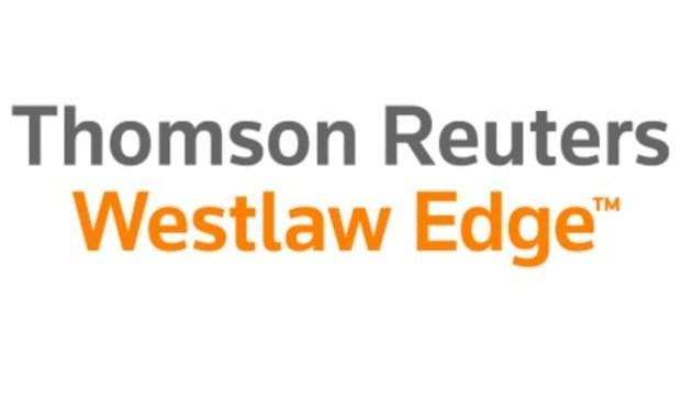 Thomson Reuters Westlaw Edge