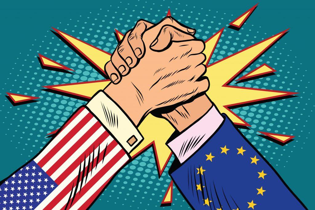 EU; US conflict