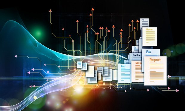 Electronic Discovery illustration
