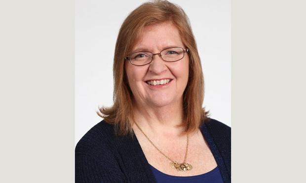 ILTA CEO Joy Heath Rush.