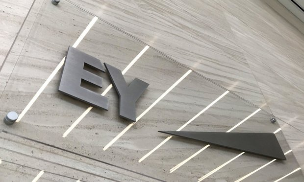 EY Office Sign
