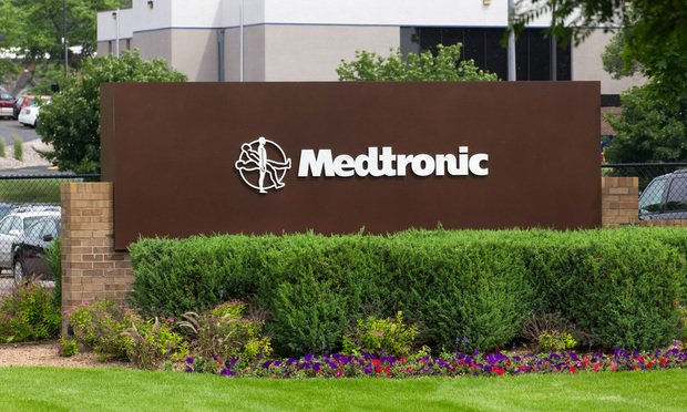 Medtronic campus