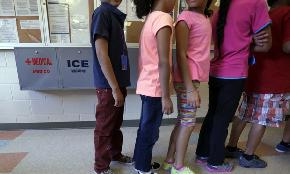 ABA Launches Pro Bono Portal for Immigrant Children Deportation Cases