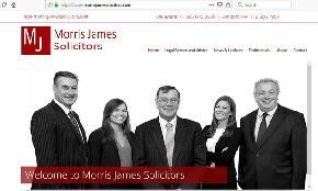 Cyber Scammers Target Morris James Faking UK Affiliation