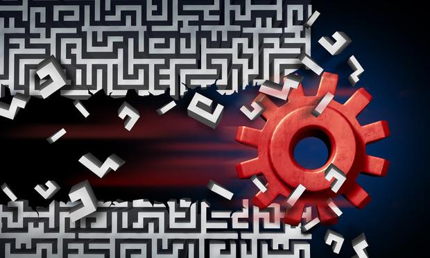 Business Solution Maze