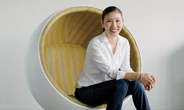 Mary Shen O'Carroll, head of legal operations, Google (Photo by Timothy Archibald).