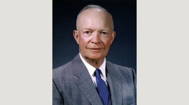 President Dwight D. Eisenhower. May 29, 1959.