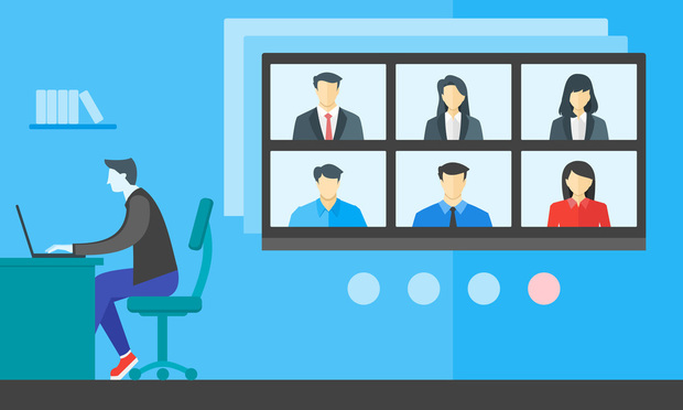 online virtual meetings