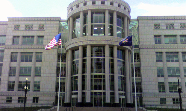 Scott M. Matheson Courthouse, home of the Utah Supreme Court. Credit: Wikipedia.