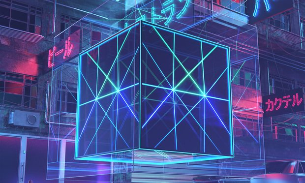 World-famous DJ Gareth Emery is selling a $250,000 sculpture that shoots lasers as part of his debut NFT drop. Courtesy Photo