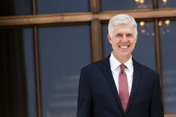 Associate Justice Neil Gorsuch