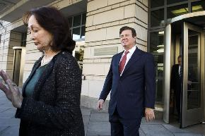 Manafort's Lawyers Want Venue Change as DC Trial Moves Closer