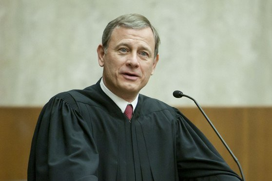 U.S. Chief Justice John Roberts Jr.