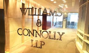 Williams & Connolly Partner Among Trump's Latest Circuit Court Picks