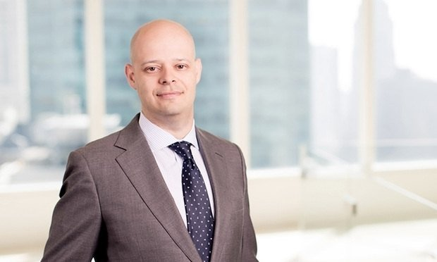 Anton Metlitsky, partner with O'Melveny & Myers.