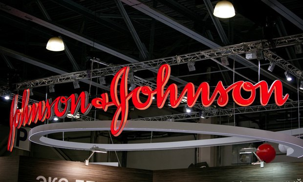 Johnson-and-Johnson-Sign