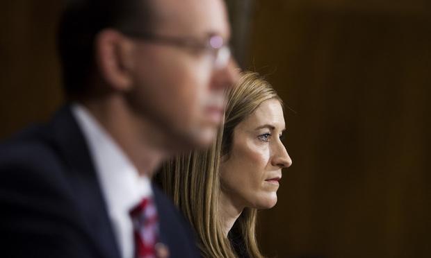 Rachel Brand, DOJ's No  3, Leaves for Walmart Top Legal Post