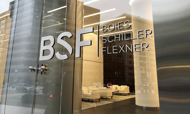Boies Schiller Flexner offices in Washington, D.C.