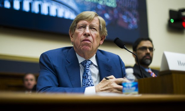 Trump Legal Team Reaches Out to Top Attorney Theodore Olson