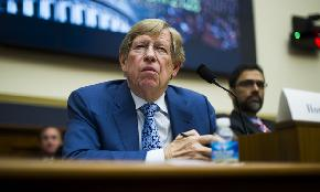 Ted Olson Is Fired Up Over ABA's Kavanaugh Letter Drops Membership