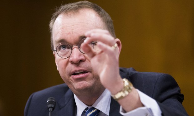 Mick Mulvaney defends CFPB role: 'I have not burned the place down'