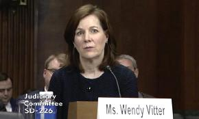 Wendy Vitter Becomes Trump's 65th District Judge Surmounting Criticism on Abortion Views