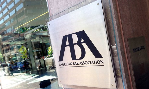 Aba Furiously Working To Craft Proposal On Lawyers Mental Health