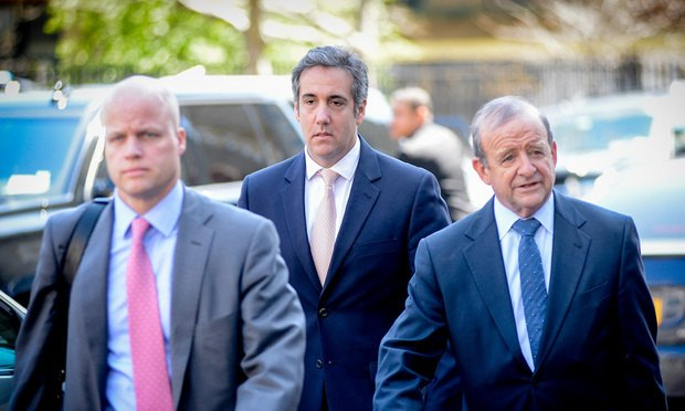 Attorneys for Trump lawyer Cohen to end representation