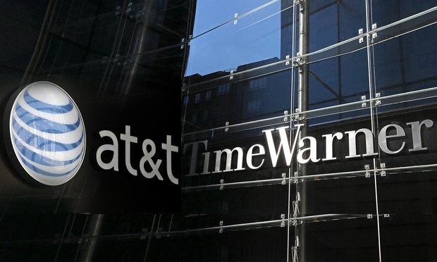 AT&T-Time Warner/created by Jason Doiy