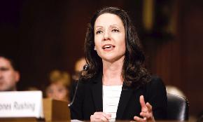 Allison Rushing Fourth Circ Nominee Defends Experience Before Senators