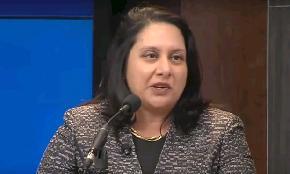 Neomi Rao Trump's Deregulatory Leader Gets DC Circuit Nod to Replace Kavanaugh