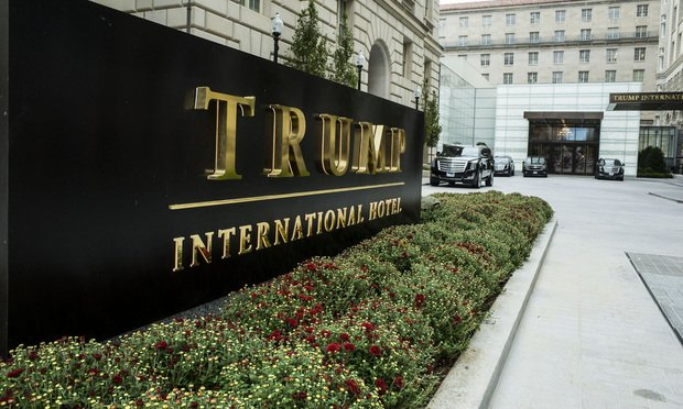Trump International Hotel in Washington, D.C./Photo by Diego M. Radzinschi/ALM