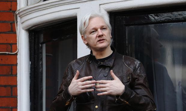 Julian Assange, founder of WikiLeak (Photo: Luke MacGregor/Bloomberg)