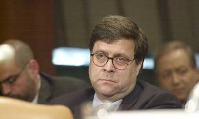 READ: Bill Barr's 19 Page Memo Ripping Mueller Probe