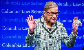 Fate of Justice Ruth Bader Ginsburg's Papers Is Unclear