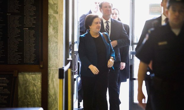 Alito and Kagan