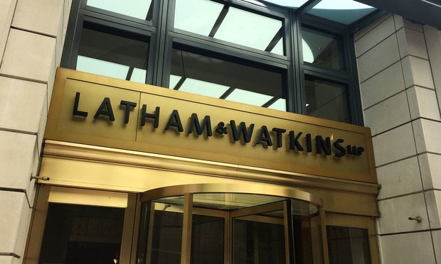 Latham Watkins office