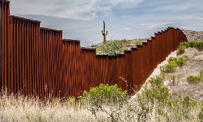 House of Representatives Sues Trump Administration Over Border Wall