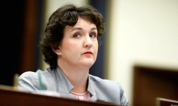 At 'Megabank' Hearing, Freshman Rep  Katie Porter Takes on Jamie