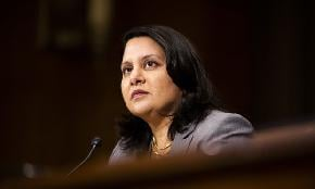 Things Got Pretty Weird Between Neomi Rao and Doug Letter During the Mueller Grand Jury Hearing