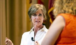 Sally Yates Reflecting on Her Father Tackles Suicide Prevention