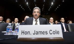Judge Unseals Decision Disqualifying Sidley's James Cole From Huawei Defense