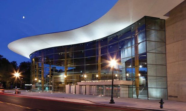Arena Stage at the Mead Center for American Theater in Washington D.C. Courtesy photo.