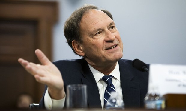 In Caustic Speech at Federalist Society, Alito Takes Gloves Off | National Law Journal