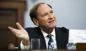 Alito Uses Grammar Lesson to Warn About Interpreting Statutes