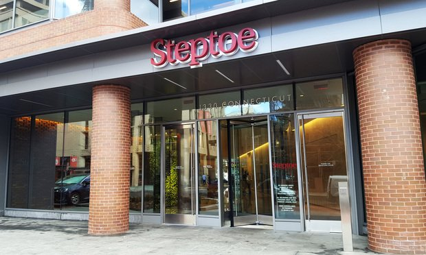 Steptoe and Johnson offices in Washington, D.C.