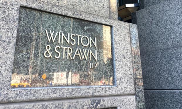 Winston & Strawn Loses SCOTUS Bid to Stop Ex-Partner's Discrimination Lawsuit
