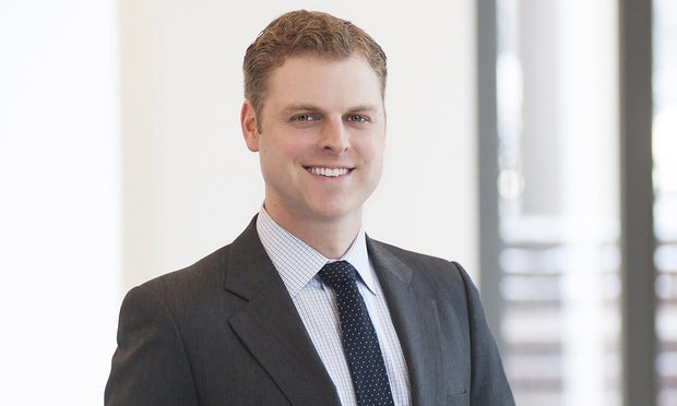 Josh Lindsay, with Squire Patton Boggs.