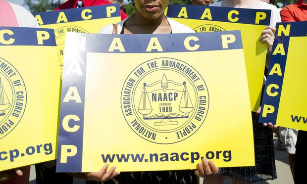 NAACP poster